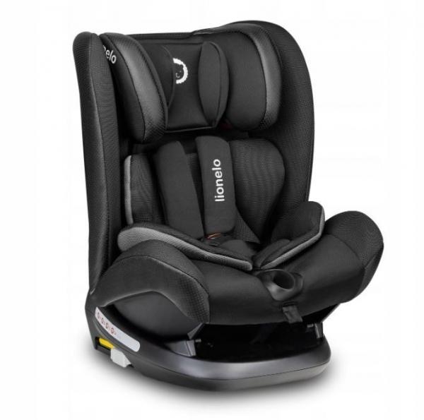 Fotelik samochodowy OLIVER Black 9-36 kg (59101)