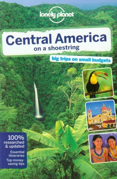 Lonely Planet Central America Przewodnik