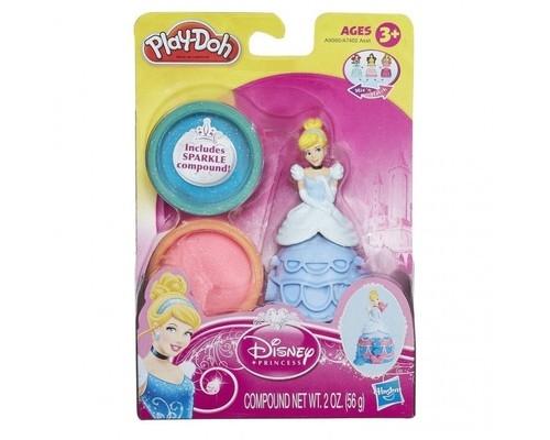 Play-Doh Bajkowe księżniczki Kopciuszek