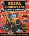 Ekipa budowlana My first JCB Książka z zadaniami