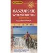 Kaszubskie wybrzeże Bałtyku 1:55 000 - mapa turystyczna (1572-2020)