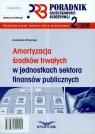 Amortyzacja środków trwałych w jednostkach sektora finansów publicznych