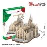 Puzzle 3D Katedra w Mediolanie