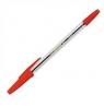 Długopis z wymiennym wkładem Corvina czerwony