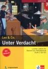 Unter Verdacht Leo & Co. Lekture + CD Poziom 2 A2