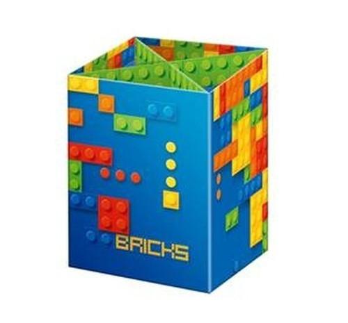 Przybornik 8x10 COLOUR BRICKS