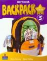 Backpack Gold 5 Workbook with CD Herrera Mario, Pinkley Diane