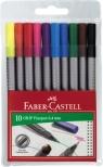 Cienkopis Faber-Castell Grip 10 kolorów (FC151610)