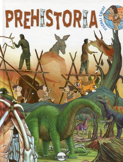 Poznaj świat Prehistoria