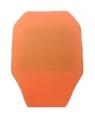 Zegarek silikonowy LED Jelly watch pomarańczowy