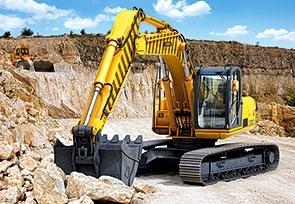 Puzzle 260 Excavator .