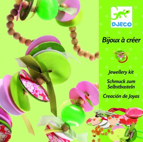 Zestaw do tworzenia biżuterii (DJ08710)