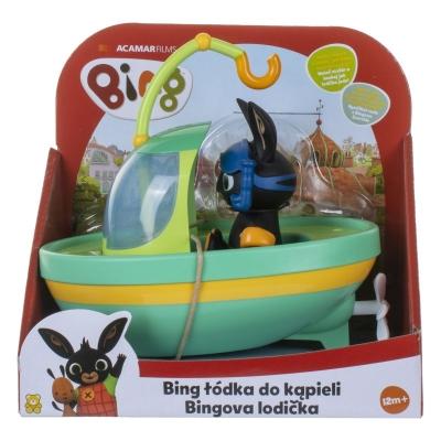 Bing Łódka Binga Zabawka do kąpieli - Dostępność 12/10