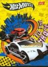 Zeszyt A5 Hot Wheels w linie 32 kartki żółty