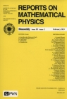 Reports on Mathematical Physics 83/1