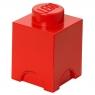 LEGO, Pojemnik klocek Brick 1 - Czerwony (40011730)