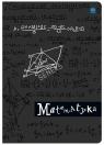 Zeszyt A5 60 kartek, kratka - matematyka