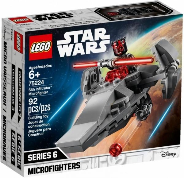 LEGO Star Wars: Infiltrator Sithów (75224)