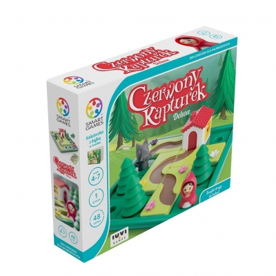 Smart Games Czerwony Kapturek (SG021 PL)