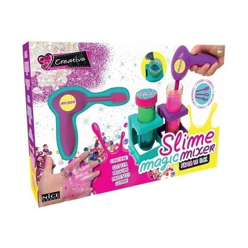 Slime magiczny mixer