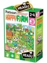 Puzzle Montessori Szczęśliwa Farma (20102)