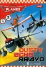 Zeszyt A5 Planes w trzy linie 16 kartek linia dwukolorowa Dusty Echo Bravo