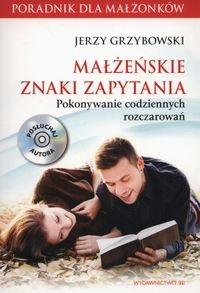 Małżeńskie znaki zapytania + CD Grzybowski Jerzy