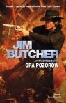 Akta Dresdena Tom 15 Gra pozorów Butcher Jim