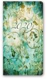 Kalendarz 2020 Tygodniowy A6 Soft Dekor 11TS