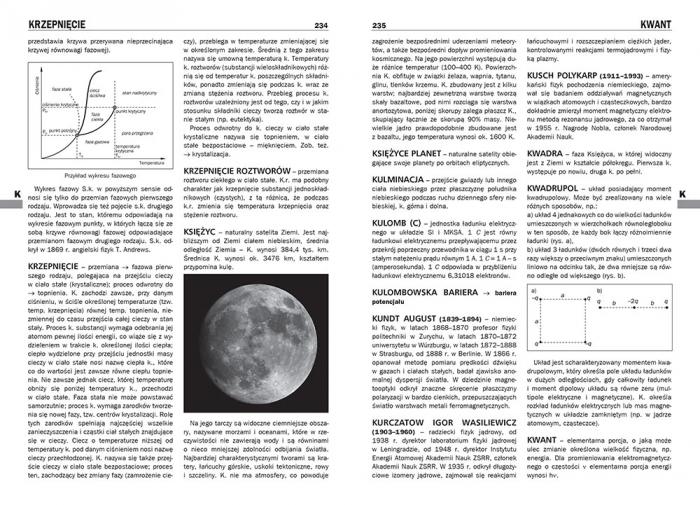 Encyklopedia szkolna - fizyka z astronomią Alicja Nawrot, Dorota Karolczak, Jadwiga Jaworska