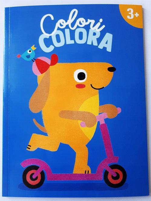 Colori colora 3+ piesek