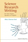 Science Research Writing Hilary Glasman-Deal, H Glasman-Deal