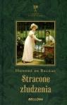 Stracone złudzenia  Balzac de Honore