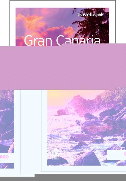 Gran Canaria Travelbook Wilczyńska Berenika