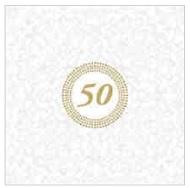 Serwetki Jubilee50