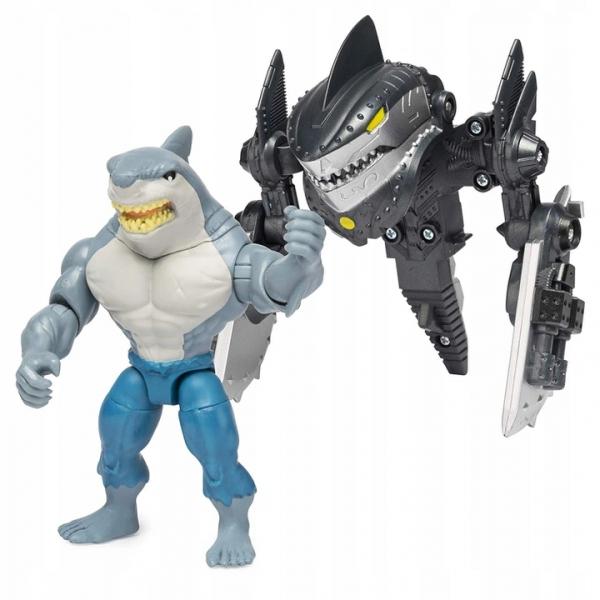 King Shark figurka z megatransformacją (6055947/20122576)