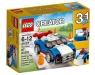 Lego CreatorNiebieska wyścigówka (31027)