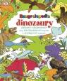 Bazrgolopedia dinozaury Zabawny i zwariowany świat dinozaurowych
