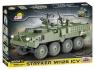 Cobi: Mała Armia. Stryker M1126 ICV - amerykański kołowy wóz opancerzony