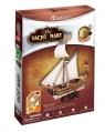 Puzzle 3D: Żaglowiec Yacht Mary (306-24010)Wiek: 8+