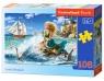 Puzzle Little Mermaid 108 elemetów (010103)