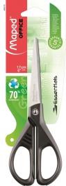 Nożyczki ekologiczne Essentials green 17 cm