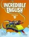 Incredible English 4 SP Class Book Język angielski