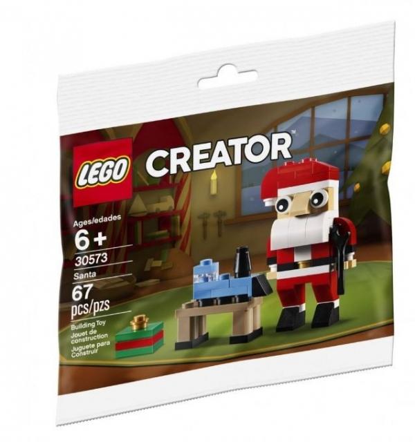 Klocki Creator  Święty Mikołaj 30573 (30573)
