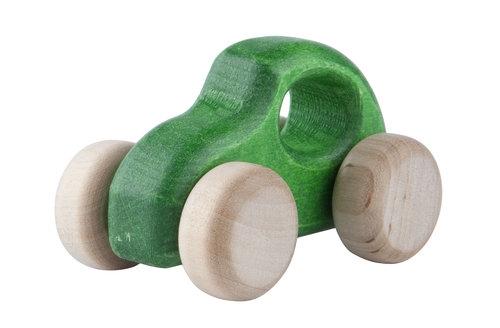 Samochodzik Garbusso Zielony