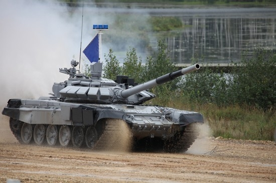 Russian T-72B3M MBT (09510)