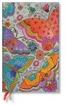Kalendarz 2020 książkowy Maxi Horizontal Flutterbyes 12m