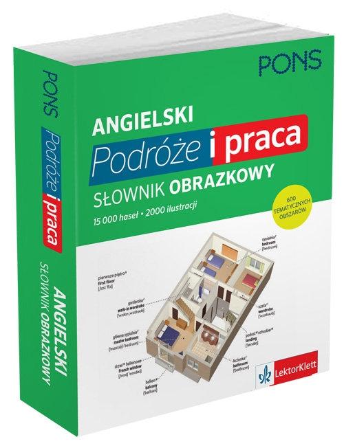 Angielski Podróże i praca Słownik obrazkowy Praca zbiorowa