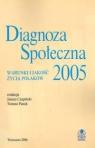 Diagnoza Społeczna 2005 (książka + CD) Warunki i jakość życia