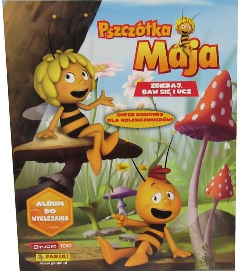Pszczółka Maja Album do wyklejania (20410)
